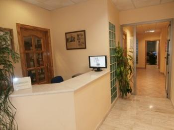 fotografía pasillo instalaciones Cad-Cam Usuarios